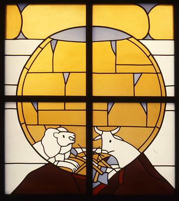 Das Friedensreich nach Jesaja 11 / Dorfen ev. Versöhnungskirche